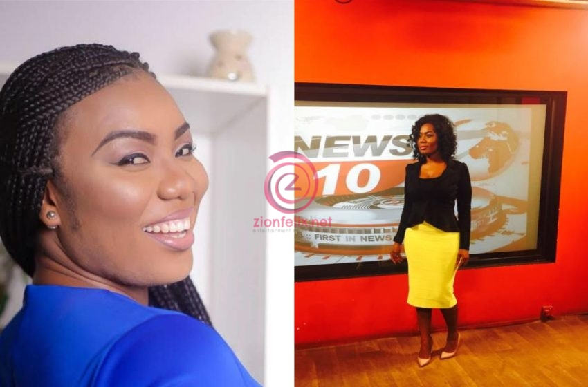 Bridget Otoo Goes Hard; Bl@stz Netizen Who Said She Is Bitter Because She Was Sacked By TV3 (Screenshot)