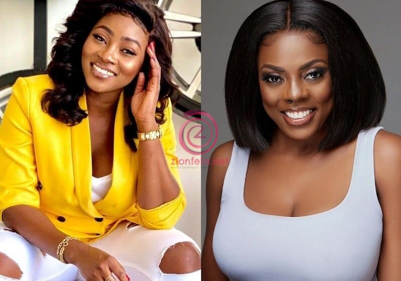 Nana Aba Anamoah Reacts After Cookie Tee Ditched GHOne TV/Starr FM For TV3/3FM