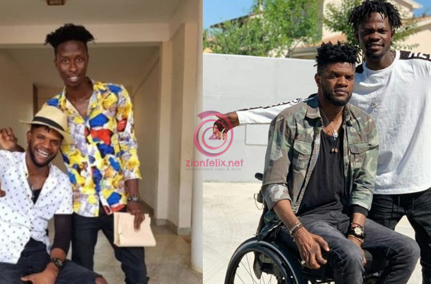Ogidi Brown's New Artiste Sends Out Stern Warning To Him After He Threatened To End Fameye's Life With Antoa (Video)