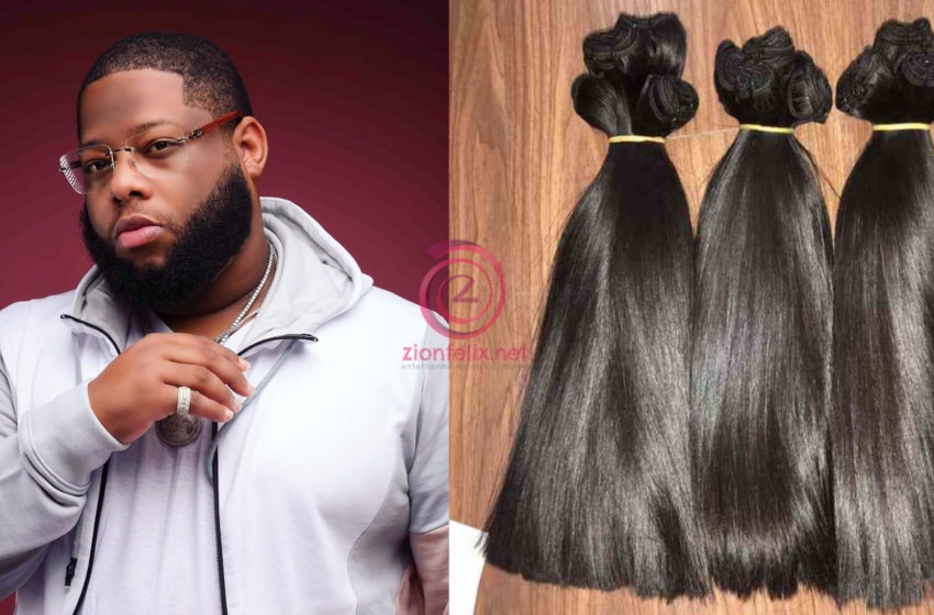On The Much-Talked About Bone Straight Hair, Rapper D-Black Is Set To Do A Special Giveaway