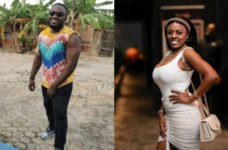 Nana Aba Anamoah Bl@sts DKB For Making A Silly Joke About Her Forehead (Video)