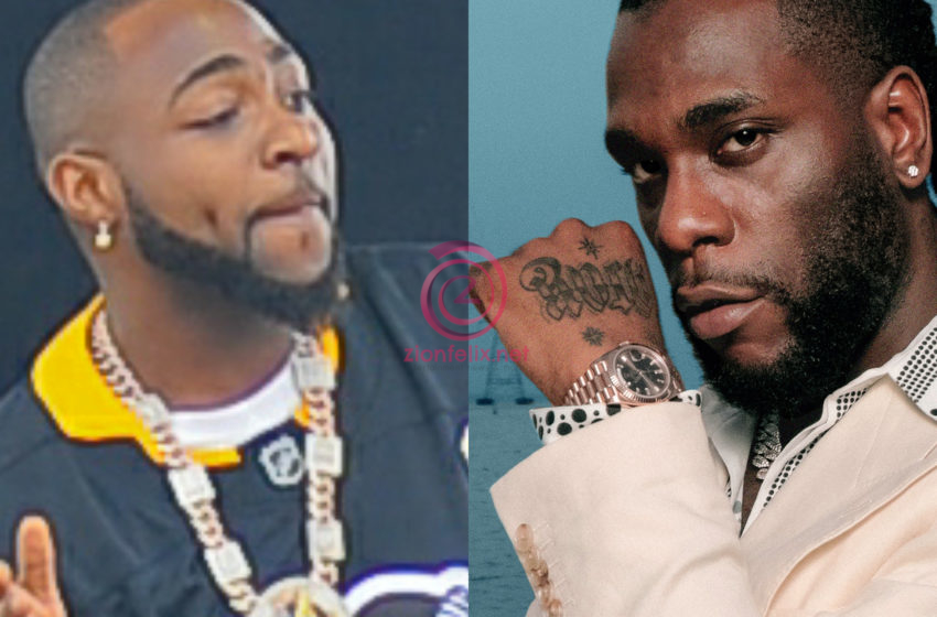 Davido And Burna Boy's Physical Fight In Ghana Was Very Dangerous – Eyewitness Reveals (Listen To Details)