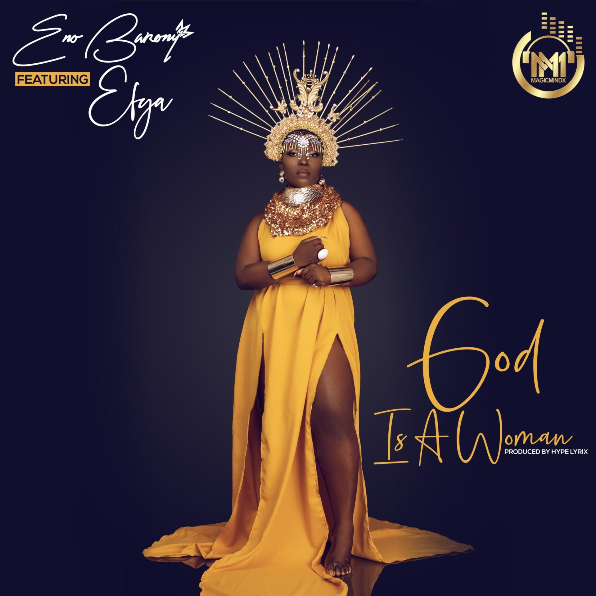 Eno Barony Features Efya On New Song 'God Is A Woman' (Listen)