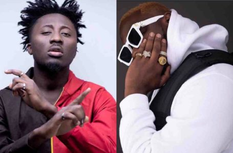 "Amerado Drops Hot Stray Bullets For Medikal And Flowking Stone In New Rap Song Titled ""Best Rapper"" (Video)"