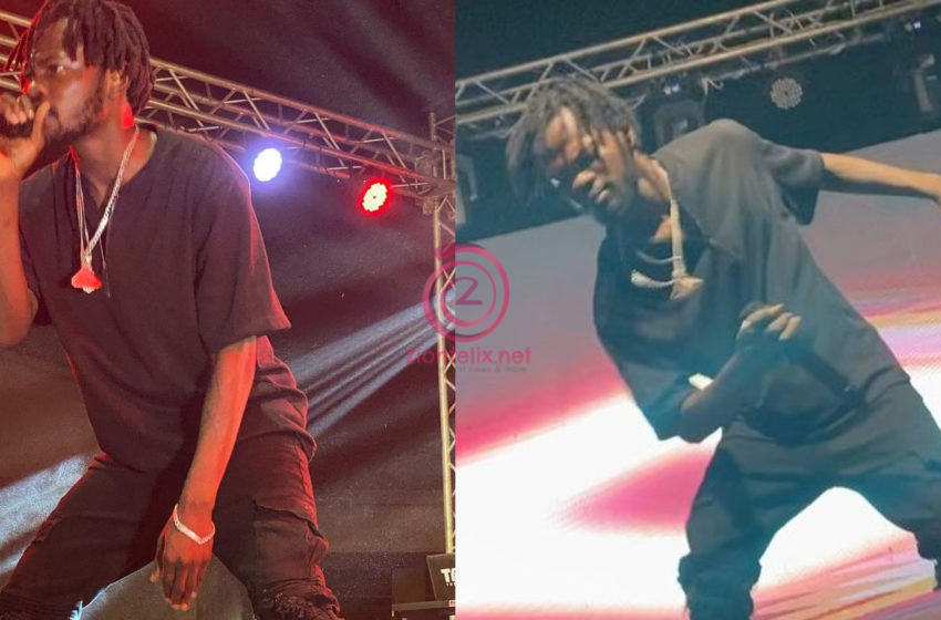 Fameye Successfully Hosts His Mega 'Family Concert' With Performances From Kwaw Kese, M.anifest, Lilwin, Kelyvnboy And Others (Videos)