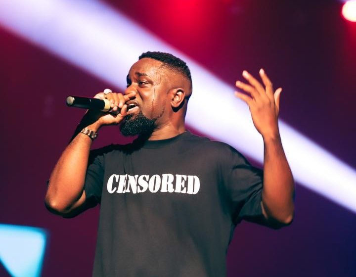 Sarkodie's 2020 Rapperholic Concert Was Successful; Check Out Stunning Photos