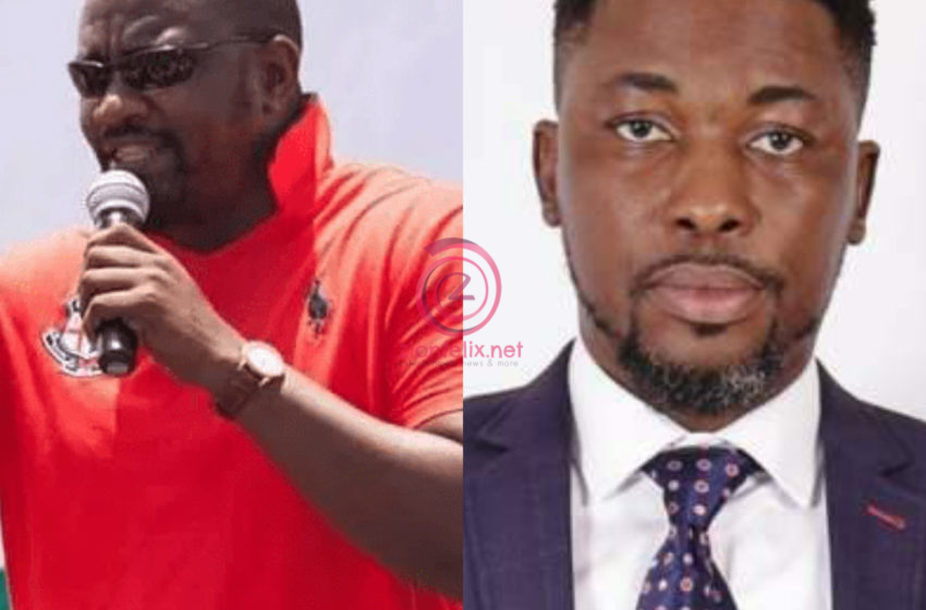 Don't Let The Trolling Discourage You – A Plus Advises John Dumelo