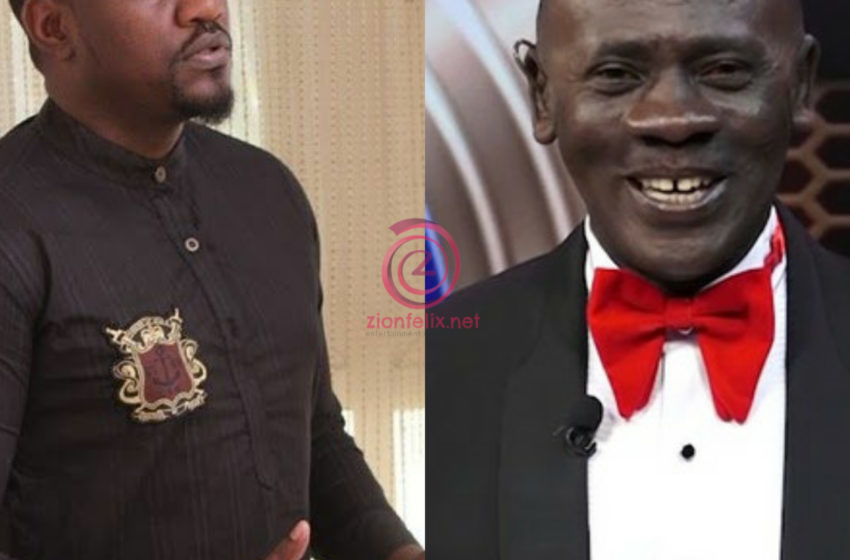 Akrobeto Encourages John Dumelo, Following His Loss In The 2020 Elections (Watch Video)