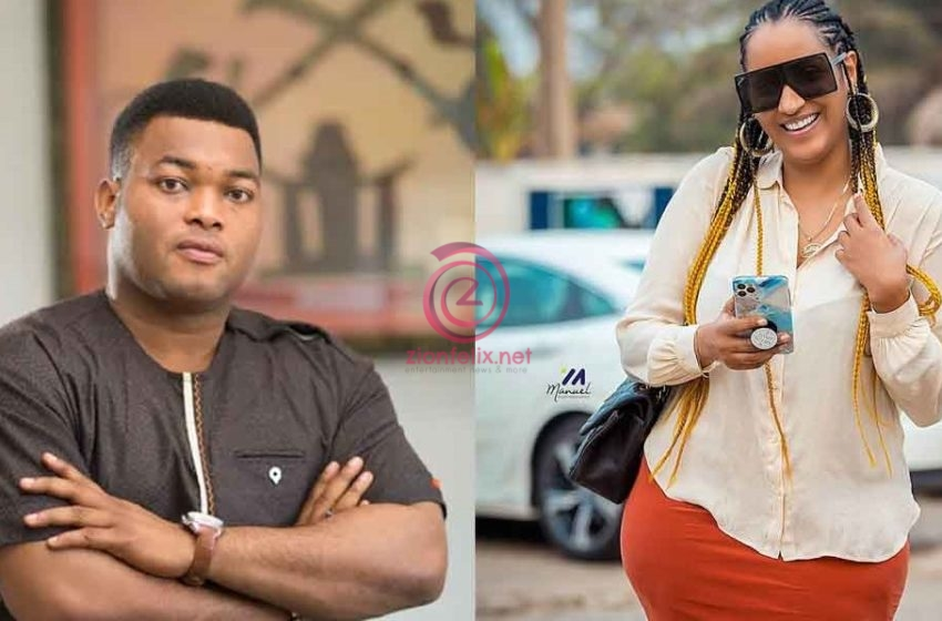 Kantanka CEO, Kwadwo Safo Jnr Shows Off Grown Son With Actress Juliet Ibrahim As He Celebrates His Birthday Today