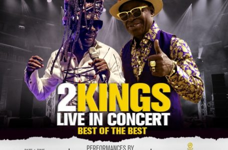 Kojo Antwi, Amakye Dede To Perform At 2 Kings Live In Concert