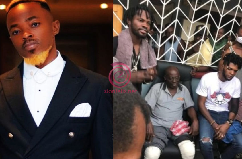 Ogidi Brown's 'Friend', Kwaku Mondo Bl@sts Him For Taking Fameye To Antoa Over His $50K Debt Claims (Video)