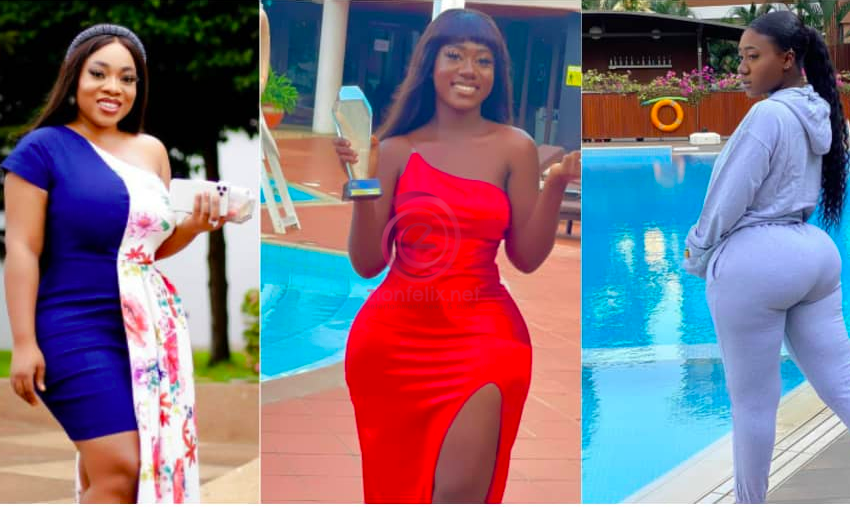 Moesha Buduong Returns With Fire As She Replies Lady Who Jabbed Her For Simply Saying Hajia Bintu Is Beautiful (+Screenshots)