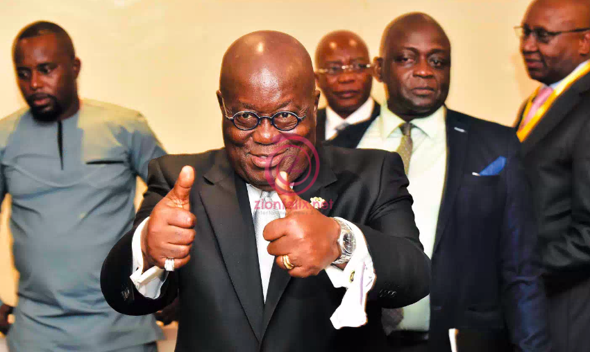 Just In: Nana Akufo-Addo Wins Election 2020 To Secure 2nd Term As President