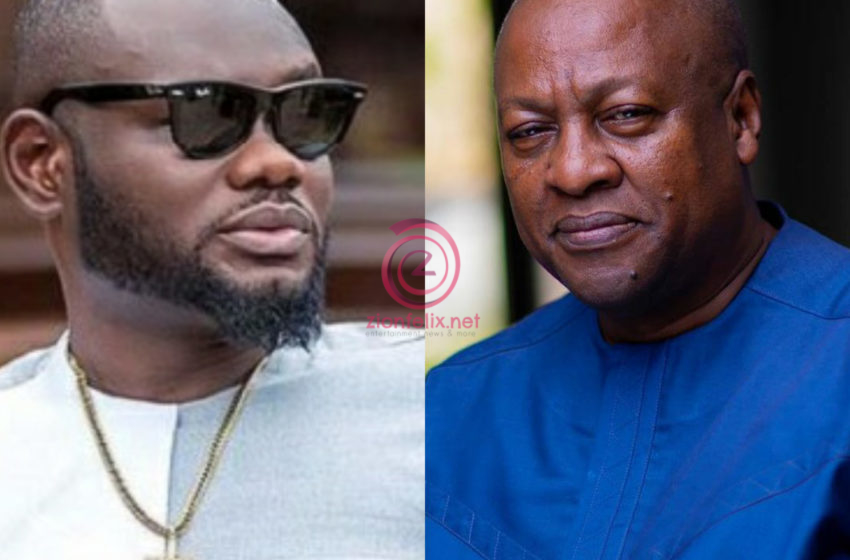 Any Youth Who Will Vote For Mahama Who Sold Ghana's Resources To His Brother Has A Problem – Prince David Osei