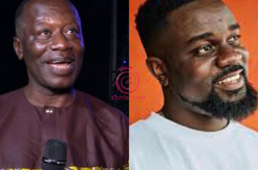 I Am Happy About His Progress In The Music Scene – Sarkodie's Father Speaks