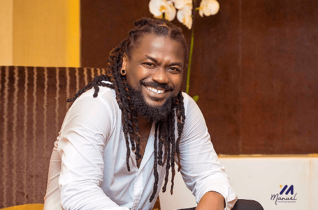 Samini Celebrates After Getting 1 Million Followers On Instagram