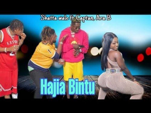 Shatta Wale Finally Drops 'Hajia Bintu' Official Video Feat. Ara B And Captan (Watch)