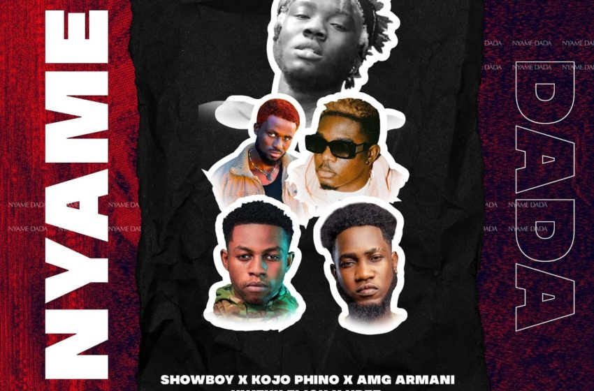 Showboy Teams Up With Kojo Phino, AMG Armani, Kweku Flick And Ypee On 'Nyame Dada' (Watch Video)
