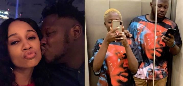 Throw Back! Old Video That Has Medikal Lying That Fella Makafui Was Only His Little Sister When He Was Actually Ch0pping Her Hits Online