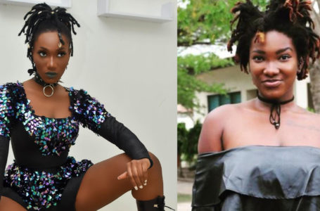 Wendy Shay Explains Why She Copied Ebony's Look For Her Recent Photoshoot