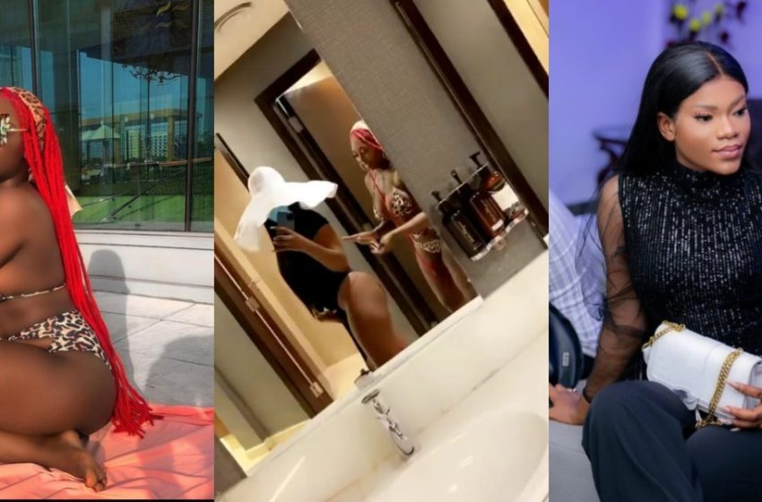 Singers Tiisha And Akiyana Caught On Camera Touching Themselves The 'Lesbobo' Way (Video)