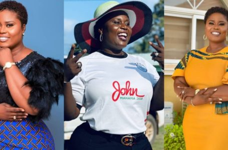 Election 2020: Fantana's Mother Wins Jomoro Constituency On Ticket Of NDC (See Photo)