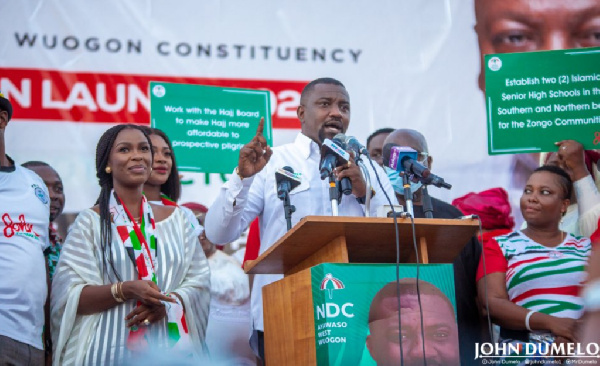 Election2020: John Dumelo Loses Out On Ayawaso West Wuogon Seat As Incumbent Retains It