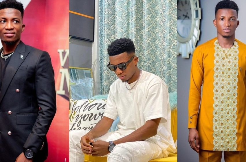 Kofi Kinaata Puts His Huge House And Plush Living Room On Display (Watch Video)