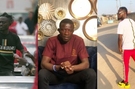 Funny Face Finally Meets Lil Win And Kwaku Manu After UTV And Baby Mama Misunderstanding (Watch Video)