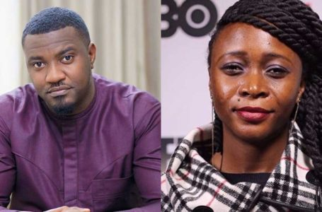 Leila Djansi Congratulates John Dumelo, Alleges That The Election Was Conducted On Bribery
