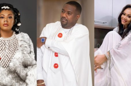 Actress Nadia Buari Publicly Announces Support For John Dumelo Ahead Of Dec 7 Election (See Photo)