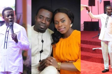 Gospel Music Star OJ Flaunts His Ever-Beautiful Wife; Showers Her With Sweet Words On Her Birthday (See Photo And Post)