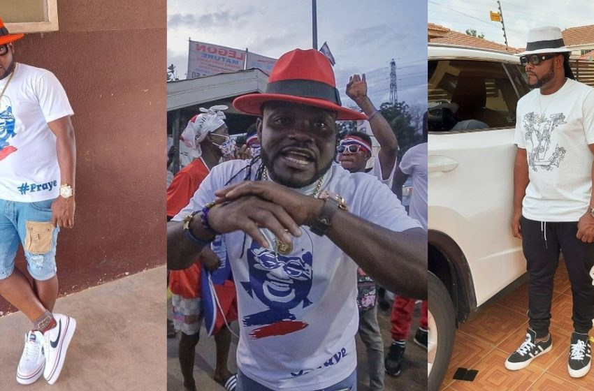 Four TV Stations Are Showing The Same Results So Have They All Been Bribed? – Praye Tietia Questions NDC (See Photos)