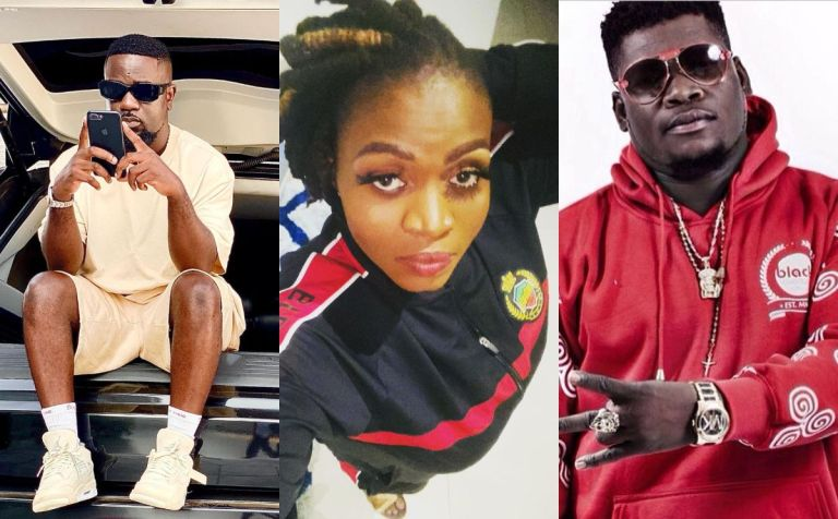 Castro's Manager Exposes Ayisha Modi's Big Lies Told Against Sarkodie In A Recent Interview (Video)