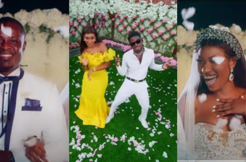 """Wendy Shay Finally Drops Visuals For Her """"Wedding Song"""" As She Features Kuami Eugene (Watch)"""