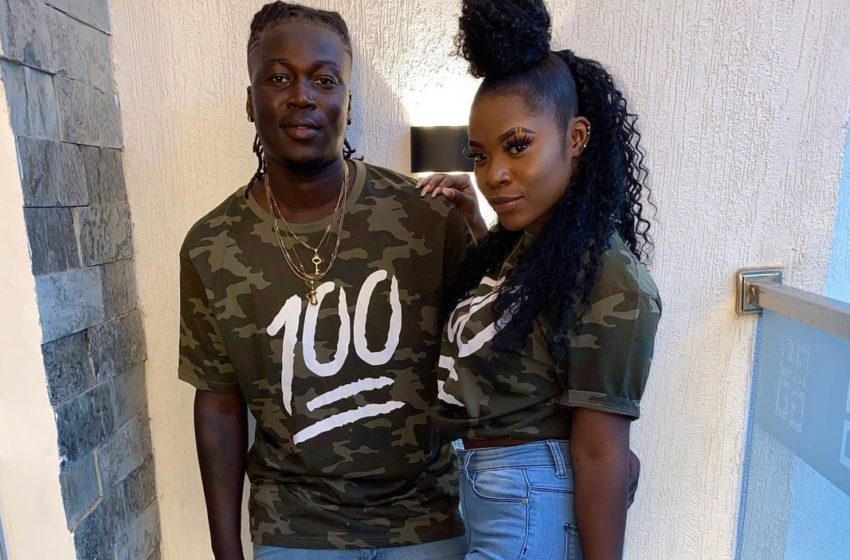 Photos Of Musician Wisa Greid's Beautiful Ghanaian Canada-based Girlfriend Whom He Is About To Wed Surface Online