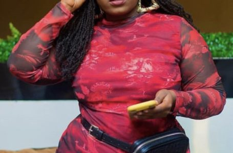 "Lydia Forson Joins Viral ""Buss It"" Challenge (Video)"