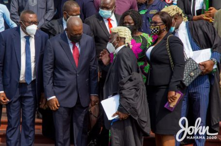 Why Mahama's Legal Team Doesn't Trust The Supreme Court Panel
