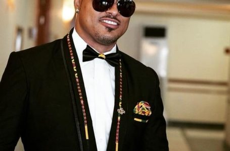Van Vicker Wins Movie Personality Of The Decade At The Ghana Entertainment Choice Awards '21