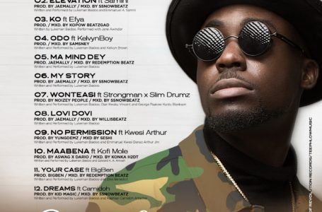 Teephlow Drops Tracklist For Phlowducation 2