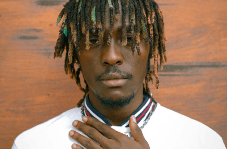 "Kofi Mole Gives Savage Reply To Fan Who Asked Why He Is Crying Over ""Peanut"" Royalties"