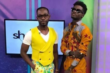 Okyeame Kwame Reveals Why Kuami Eugene Is His Best Friend In The Music Industry
