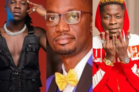 Beef Cooking As Ameyaw Debrah Chooses Stonebwoy Over Shatta Wale And Other Dancehall Artistes
