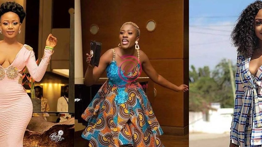 REVEALED! Fella Makafui Set To Sue Akuapem Poloo For Allegedly Peddling Lies About Her And Medikal (Video)
