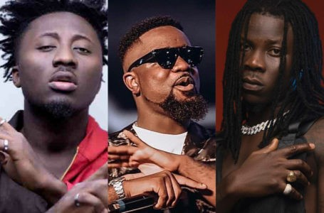 """Sarkodie Never Dissed Stonebwoy On My Song """"Dawgi"""" – Amerado Clears Air"""