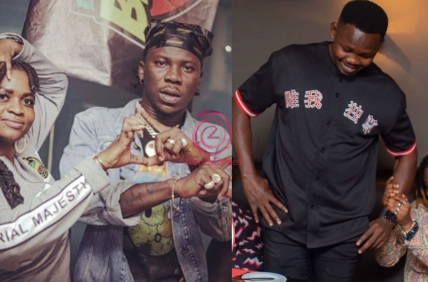 Stonebwoy's Ayisha Modi Starts Fresh Trouble As She Boldly Calls Out Blakk Cedi And Questions Him About OV (Screenshot)
