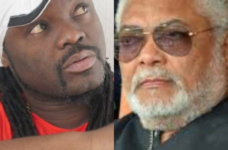 Barima Sidney Pays Tribute To Ex-President J.J Rawlings With New Song  – Listen