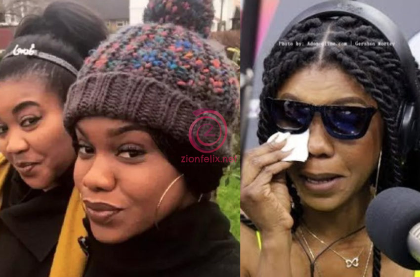 Becca Finally Breaks Silence On The Death Of Her Mother, Madam Julie Yiadom-Oti