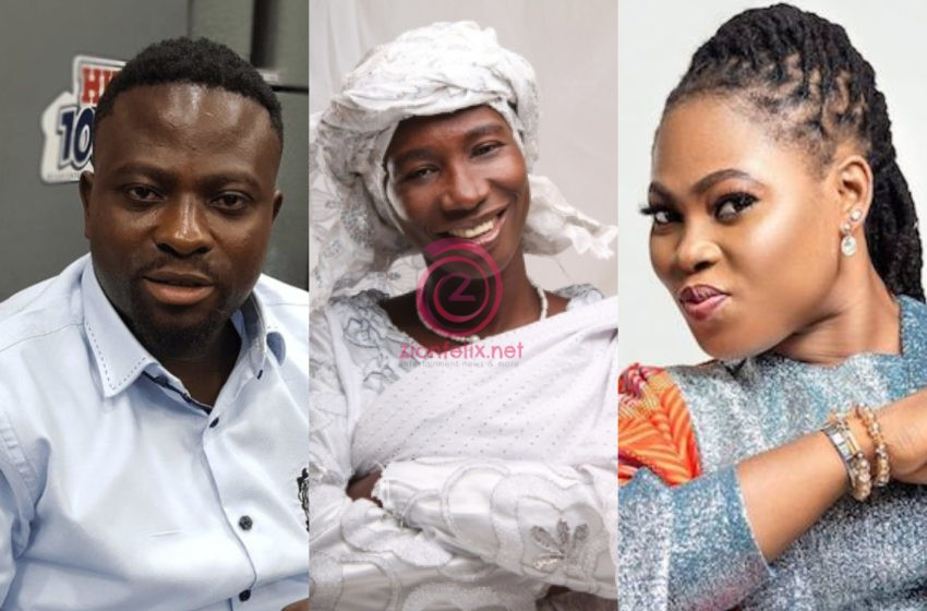 VIDEO: If Joyce Blessing Does Not Pray Over Cecilia Marfo's Public Humiliation, That Will Be The End Of Her Career – Bro Sammy Makes Wild Statement