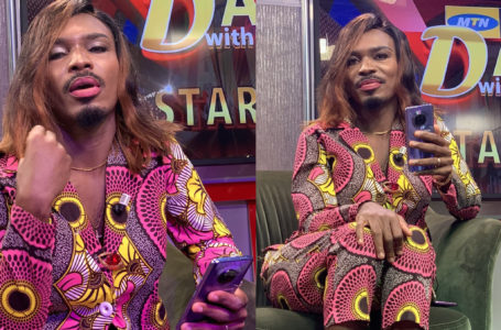 Clemento Suarez Wows Social Media Again – Check Out Photos And Videos Of Him Acting Perfectly As Nana Ama Mcbrown On Live TV